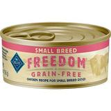 Blue Buffalo Freedom Small Breed Adult Chicken Recipe Grain-Free Canned Dog Food, 5.5-oz, case of 24