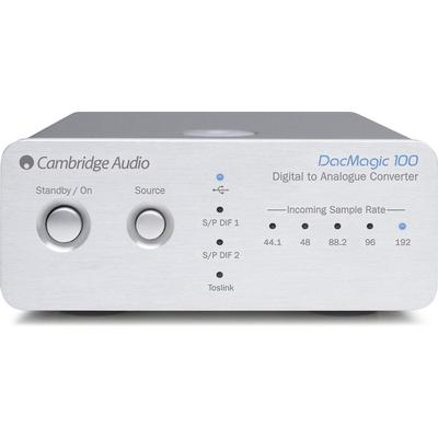 Cambridge Audio DacMagic 100-SL Compact 24/192 DAC w/USB Input