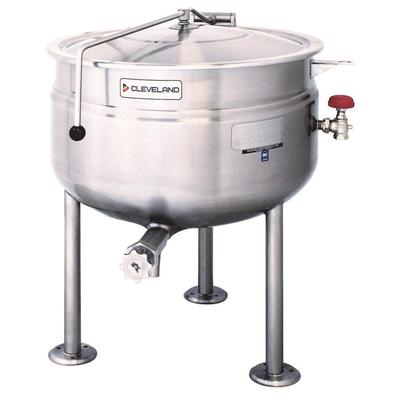 Cleveland KDL-80-SH 80-gal. Steam Kettle - Stationary, Full Jacket, Direct Steam on Sale