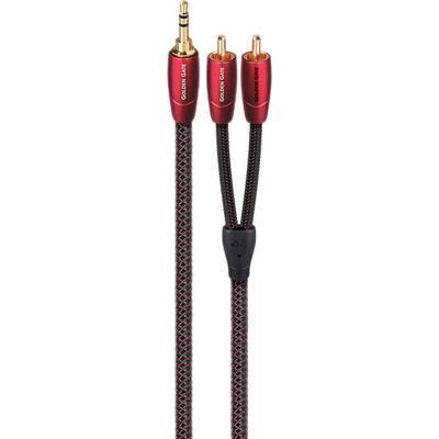 Audioquest Goldengate 3.5 RCA Cable 2 MTR