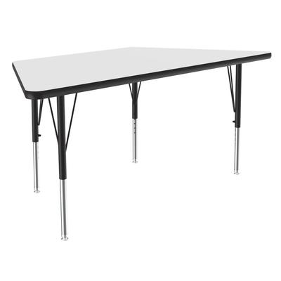 Correll A3060-TRP 36 Activity Table w/ 1.25 High Pressure Top, 60W x 30D, White on Sale