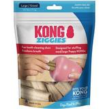 KONG Stuff'N Puppy Ziggies Dog Treats, Large, 6 count