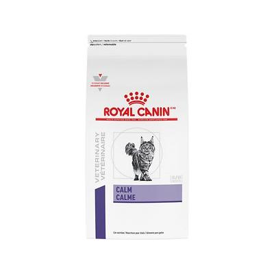Royal Canin Veterinary Diet Calm Formula Dry Cat Food, 8.8-lb bag