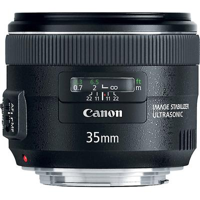 Canon EF 35mm f/2 IS USM Lens on Sale