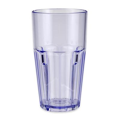 GET 9916-1-BL 16 oz Beverage Tumbler, Plastic, Blue on Sale