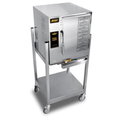 Accutemp E62083E100SGL (6) Pan Convection Steamer - Stand, Holding Capabilty, 208v/3ph on Sale