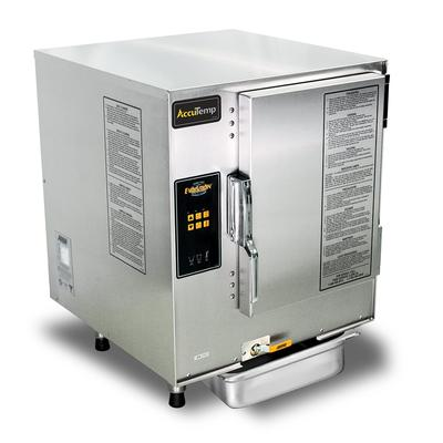 Accutemp N61201D060 (6) Pan Convection Steamer - Countertop, Holding Capability, NG on Sale