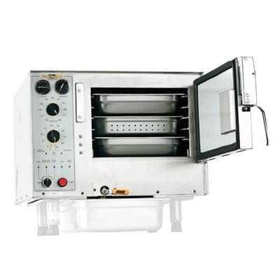 Accutemp S32083D100 (3) Pan Convection Steamer - Countertop, Holding Capability, 208v/3ph on Sale