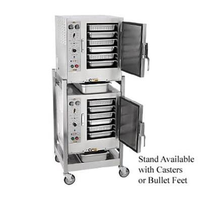 Accutemp S64803D140DBL (12) Pan Covection Steamer - Stand, Holding Capability, 440v/3ph on Sale