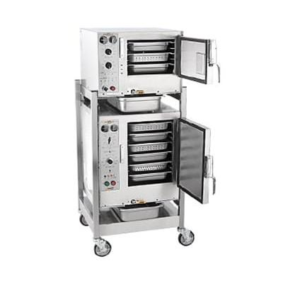 Accutemp S3/S62081D060 (9) Pan Convection Steamer - Stand, Holding Capabilty, 208v/1ph on Sale