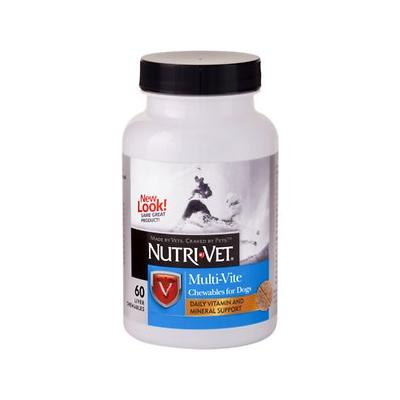 Nutri-Vet Multi-Vite Chewable Do...