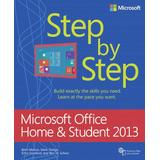 Brand: Microsoft Press - Microsoft Office Home and Student 2013 Step by Step