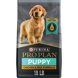 Purina Pro Plan Focus Puppy Chicken & Rice Formula Dry Dog Food, 18-lb bag