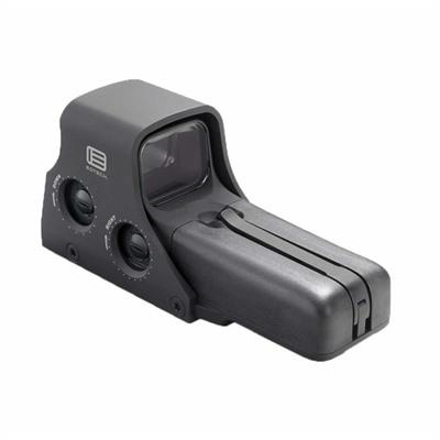 Eotech 552.A65 Holographic Weapon Sight - 552.A65 Weapon Sight, 65 Moa Ring W/ 1 Moa Dot