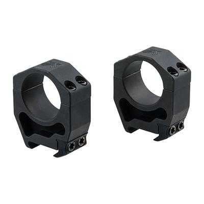 """Vortex Precision Matched Riflescope Rings - """"30mm Extra High (1.26"""""""") Aluminum Picatinny Rings"""""""