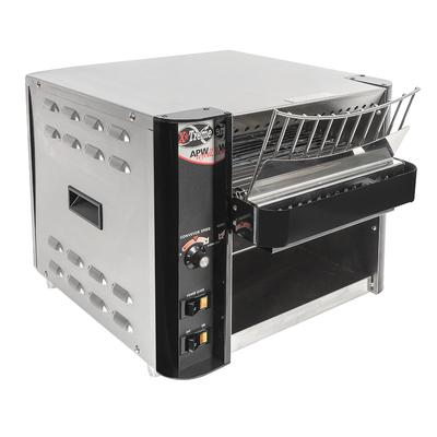 APW XTRM-1 Conveyor Toaster - 350 Slices/hr w/ 1.5 Product Opening, 120v on Sale