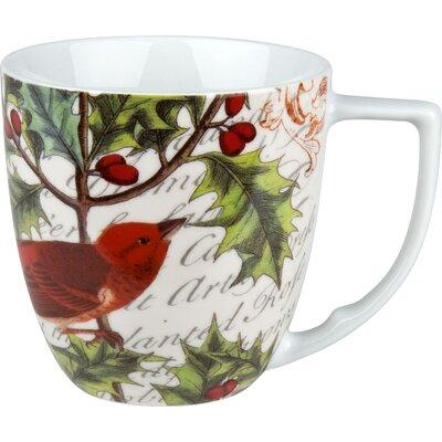 Waechtersbach Accents Traditions Coffee Mug Ceramic Porcelain China In Red Brown Green Size 3 H X 3 W X 3 D Wayfair 4418379001 Ibt Shop