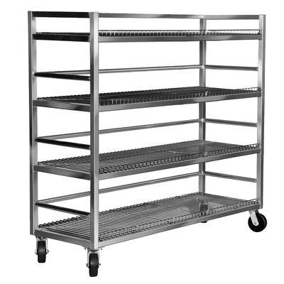 Channel MC2472-2 75 Queen Mary Cart w/ 2 Levels, 2000 lb Capacity on Sale