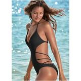 Spellbound Monokini One-Piece Swimsuits & Monokinis - Black