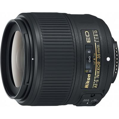 Nikon AF-S Nikkor 35mm f/1.8G ED on Sale