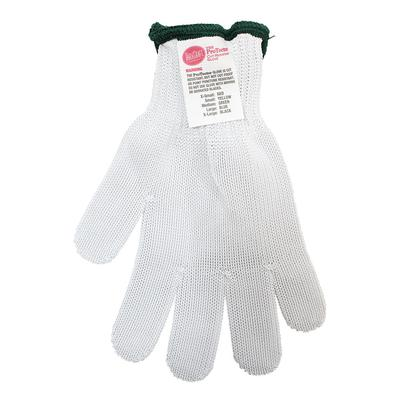 Tablecraft GLOVE3 The ProTector Cut Resistant Glove, Medium, Green Cuff on Sale