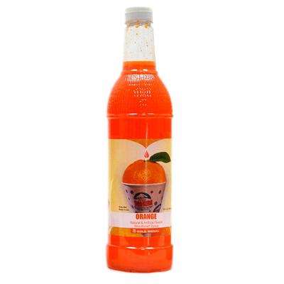 Gold Medal 1428 25 oz Orange Snow Cone Syrup, Ready-To-Use on Sale