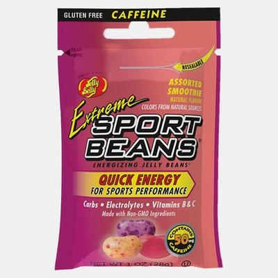 Jelly Belly Extreme Sport Beans 24 Pack Nutrition Assorted Smoothie