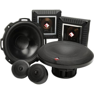 """Rockford Fosgate Power T4652-S 6-1/2"""" Component System"""