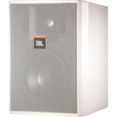 "JBL Control 25AV White 5.25"" 2-way/AV Version"