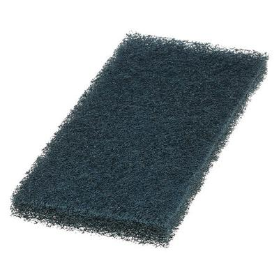 Zoro offers a wide ranging of excellent cleaning supplies, from sponges and scouring pads to screen pads, Magic Erasers, and more. Take a look at the features for 3M Pad. Color: Blue, Length: 10\