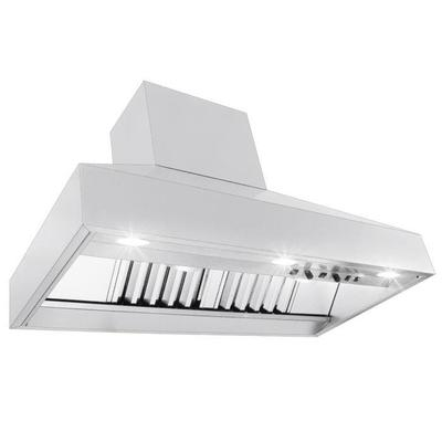 """54"""" Stainless Wall Range Hood Variable Speed - ProV 54WC.430"""