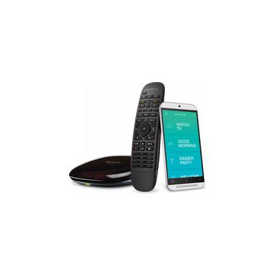 Logitech Companion universal remote (black) on Sale