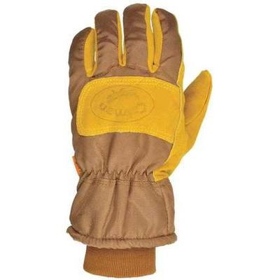 CAIMAN 1352-4 Cold Protection Gloves, Heatrac Lining, M