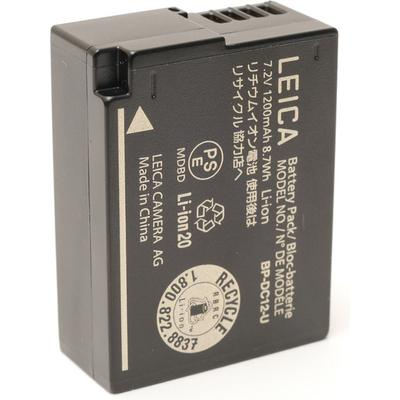 Leica BP-DC 12U Lithium-Ion Battery for V-Lux