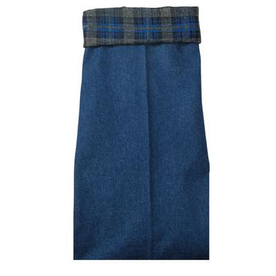 Men's Ice House Flannel-Lined Pants, Medium Blue, Size 32 S (27-28)