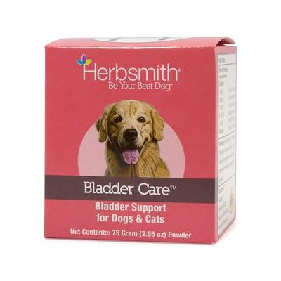 Herbsmith Herbal Blends Bladder Care Powdered Dog & Cat Supplement, 75g jar