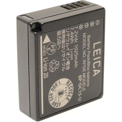 Leica BP-DC15-U Lithium-Ion Battery for D-Lux