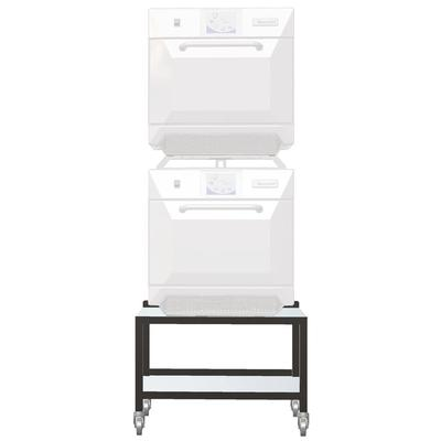 Merrychef STACK19 19 Single Oven Cart w/ Heavy-Duty Stem Casters, For e4 or e4s on Sale