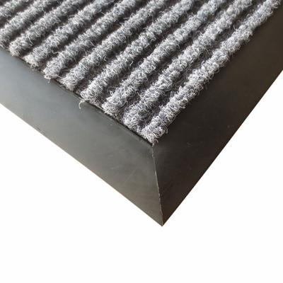 Winco FMC-46C Carpet Floor Mat - 4x6 ft, Charcoal on Sale