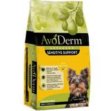 AvoDerm Natural Grain-Free Revolving Menu Small Breed Beef Recipe Adult Dry Dog Food, 4-lb bag