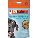 K9 Natural Healthy Snacks Green Mussels Freeze-Dried Dog Treats, 1.76-oz bag