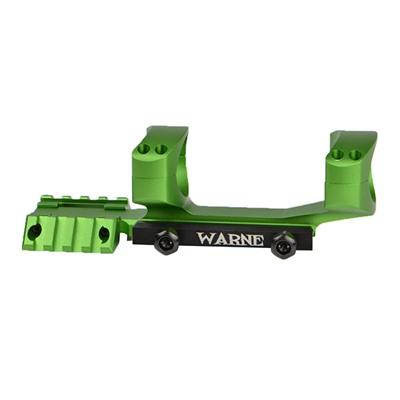Warne Mfg. Company Ar-15/M16 R.A.M.P. Tactical Mount - Tactical R.A.M.P Mount 34mm Green