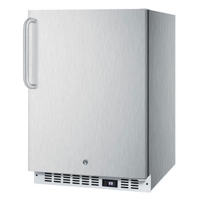 Summit SPFF51OSCSS 4.72 cu ft Undercounter Freezer w/ (1) Section & (1) Door, 115v on Sale