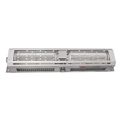 Curtron DT-24-EH 24 Window Air Curtain w/ Variable Speeds, Stainless, 120v on Sale