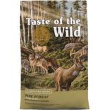 Taste of the Wild Pine Forest Grain-Free Dry Dog Food, 5-lb bag