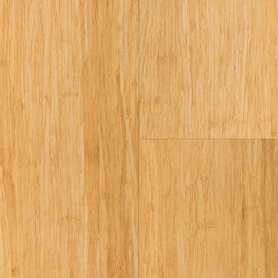 Natural Bamboo Wide Plank Hardwood Flooring Sample by Cali Bamboo