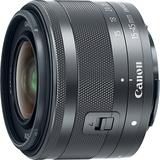 Canon EF-M 15-45mm f/3.5-6.3 IS STM- Graphite