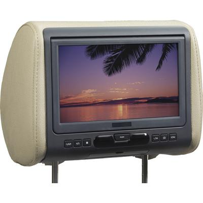 "Audiovox AVXMTGHR9HD 9"" Headrest Monitor w/ DVD, HDM Input"
