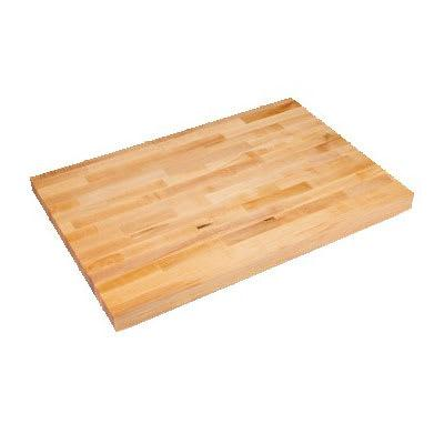 John Boos SCT002-O 1.5 Maple Work Table Top - 48L x 24D on Sale