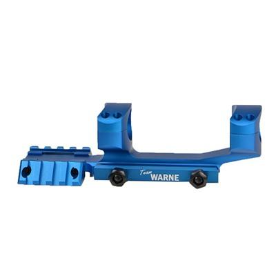 Warne Mfg. Company Ar-15/M16 R.A.M.P. Tactical Mount - Tactical R.A.M.P Mount 34mm Blue